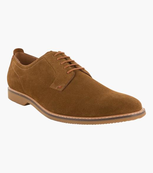 Impala Plain Toe Derby